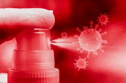 Desinfektion gegen Corona-Viren