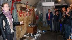 Revolution Train bei einem früheren Aufenthalt in Schleiz