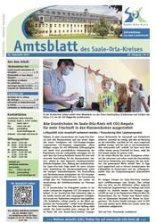 Titelseite Amtsblatt September 2021