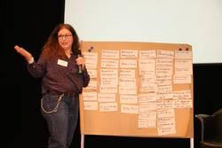 Diana Eckhardt Behindertenbeauftragte des SOK