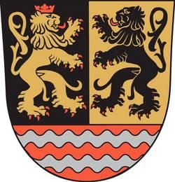 Wappen des Saale-Orla-Kreises