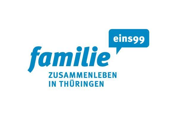Landesprogramm Familie eins99 Logo