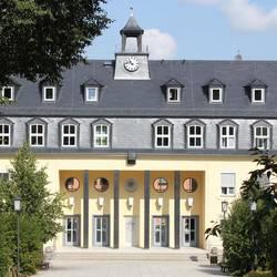 Gebäude des Landratsamtes