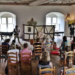 Märchen mit den Rittern der Osterburg