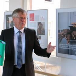 Ausstellung Menschen und Rechte sind unteilbar