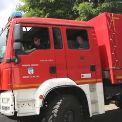 Feuerwehr-Fahrzeug