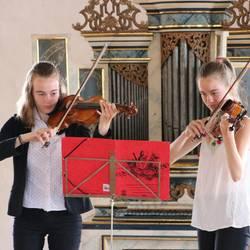 Amelie und Paula Wirthgen