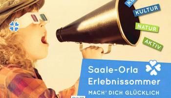 Saale-Orla-Erlebnissommer