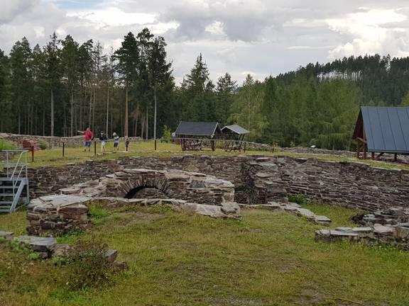 Die Ruine der Wysburg ist ein lohnendes Ausflugsziel für die ganze Familie. ©Landratsamt Saale-Orla-Kreis, Pressestelle