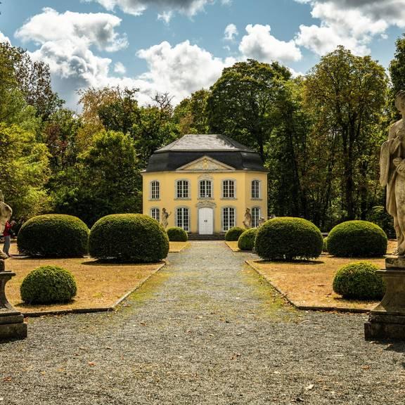 Sophienhaus auf Schloss Burgk
