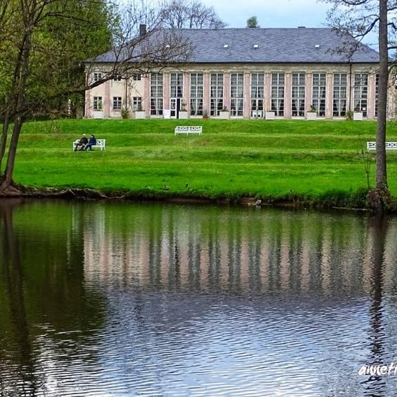 Impressionen aus dem Ebersorfer Park - Außenstandort der Bundesgartenschau 2021
