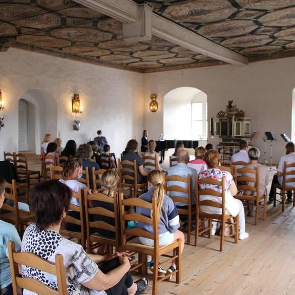Konzert im Rittersaal